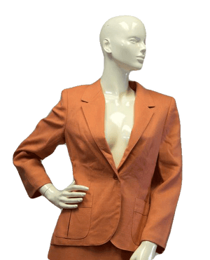 Country Suburbans Peachy Keen 2 Pc. Power Suit Sz 10 SKU 000084