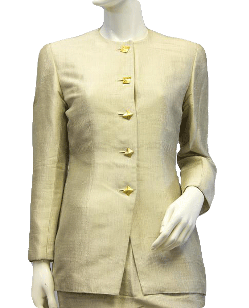 Magid Bernard Golden Diamond 2-pc Suit Size 6 (SKU 000084)