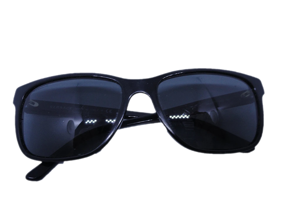 Versace Sunglasses Black NWOT (SKU 000249-16)