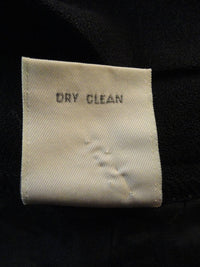 Lord and Taylor 50's Classic Black Dress Pants Size 10 SKU 000072