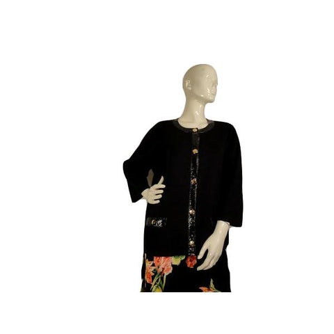 Jones New York Top Black  (SKU 000188-10)