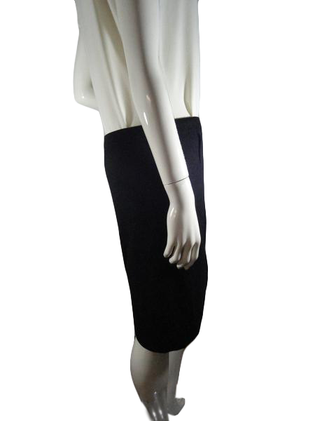 Designers on a Dime Black Sweater Skirt Size Small SKU 000154