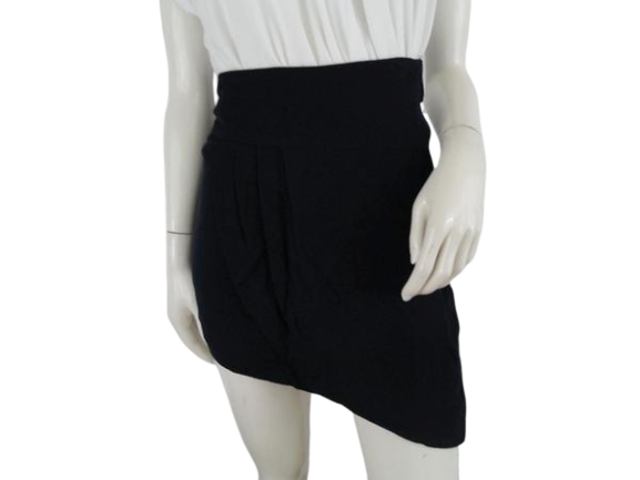 ZARA Skirt Navy Blue Size S SKU 000186-17