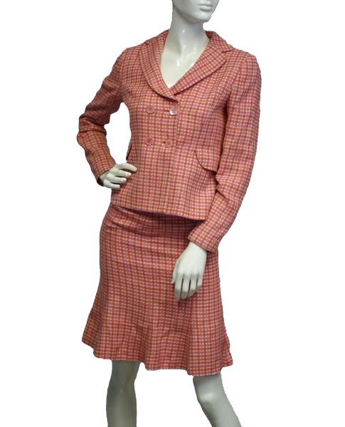 Ann Taylor Tea Party Suit Size 2P - Designers On A Dime - 1