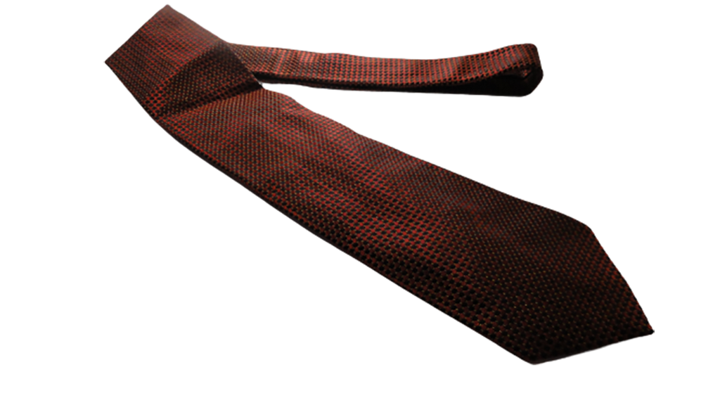 Men's Brooks Brothers Tie Red, Black SKU 000284-16 Bg2