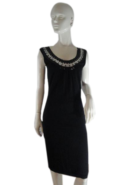 Tory Burch Dress Black Size S SKU 000237-10