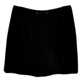 Banana Republic Skirt Black Size 0 (SKU 000243-12)