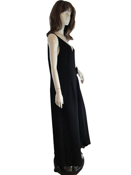 Ann Taylor Dress Black Size 16 SKU 000238-8