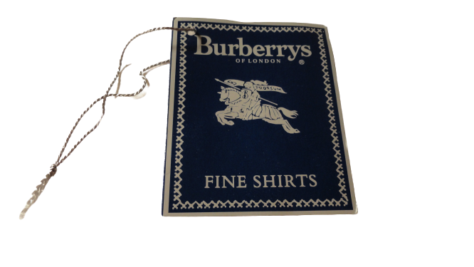 Burberry of London Fine Shirts Accessories NWOT SKU 000099