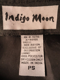 Indigo Moon 90's Blazer Salmon Size PS SKU 000034