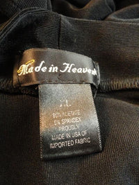 Made In Heaven 90's Blazer Black Travelers Size XL SKU 000046