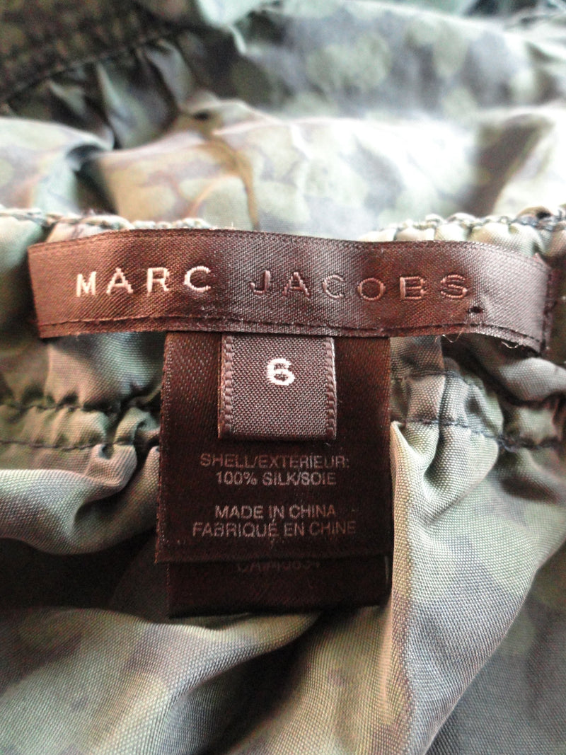 Marc Jacobs Lucky Me Top Green Size 6 SKU 000052