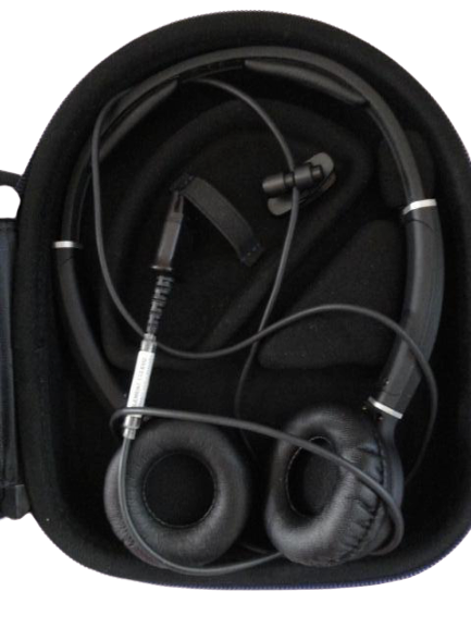 Accessories JPL Telecom Headset Black SKU 000178