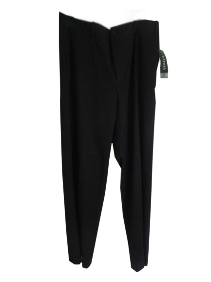 Ralph Lauren Brown Pleated Dress Pants Size 16 SKU 000134