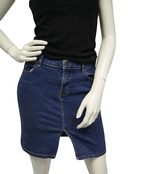 Tommy Hilfiger Skirt Can't Get Enough Denim Size 7 (SKU 000021)