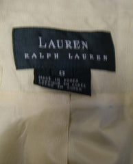 Ralph Lauren Brighten My Day Blazer Sz 8 (SKU 000020)