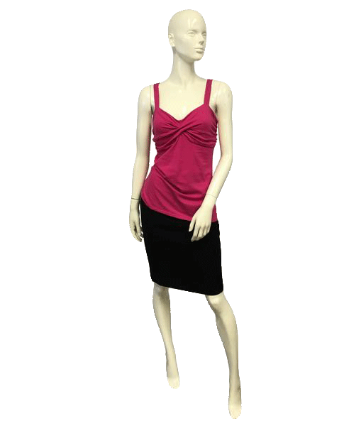 Express Tank Top Hot Pink Size Large SKU 000024