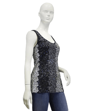 Method Top Sequins Sz L (SKU 000011)