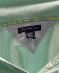 Tommy Hilfiger Seafoam Polo Size Medium (SKU 000024) - Designers On A Dime - 5