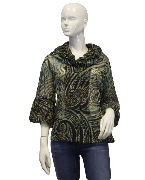 Damee Inc. Queen of The Jungle Top Sz XL (SKU 000