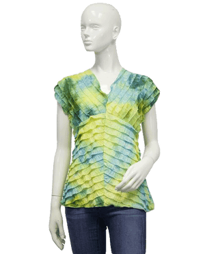 Notations Top Tropical Breeze Sz L (SKU 000011)