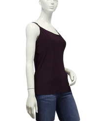 Maroon Tank Top Size Large