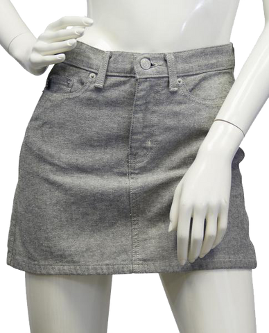 Ralph Lauren Better Than Denim Skirt Sz 4 (SKU 000020)