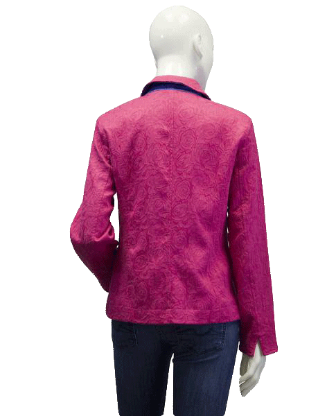Blazing Pink Jacket Size S (SKU 000040)