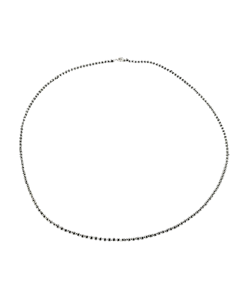 "Necklace Silver Chain 23"" long (SKU 000083)"