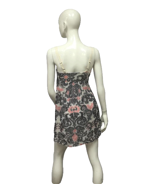 Floral Flirty Resort Wear Dress Size S (SKU 000014)