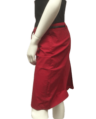 Moda International Red skirt (SKU 000054)