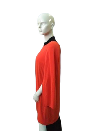 Vero Moda Dress Orange Size M SKU000041