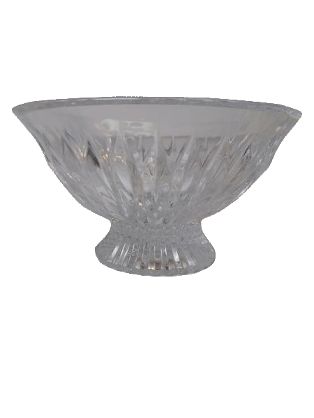 HOME Cut Crystal Salad or Fruit Bowl (SKU 000179)