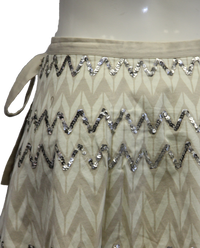 BCBG Max Azria Sequin Skirt Size L (SKU 000026) - Designers On A Dime - 2