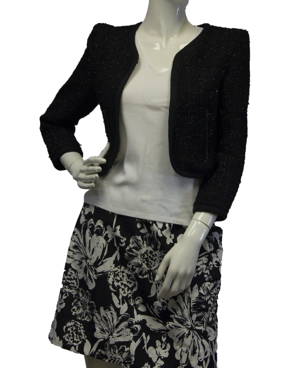 Fashion Forward Blazer Size Small (SKU 000046) - Designers On A Dime - 1