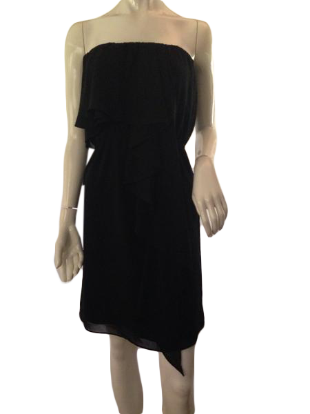MM Couture Dress Black Size Small (SKU 000209)
