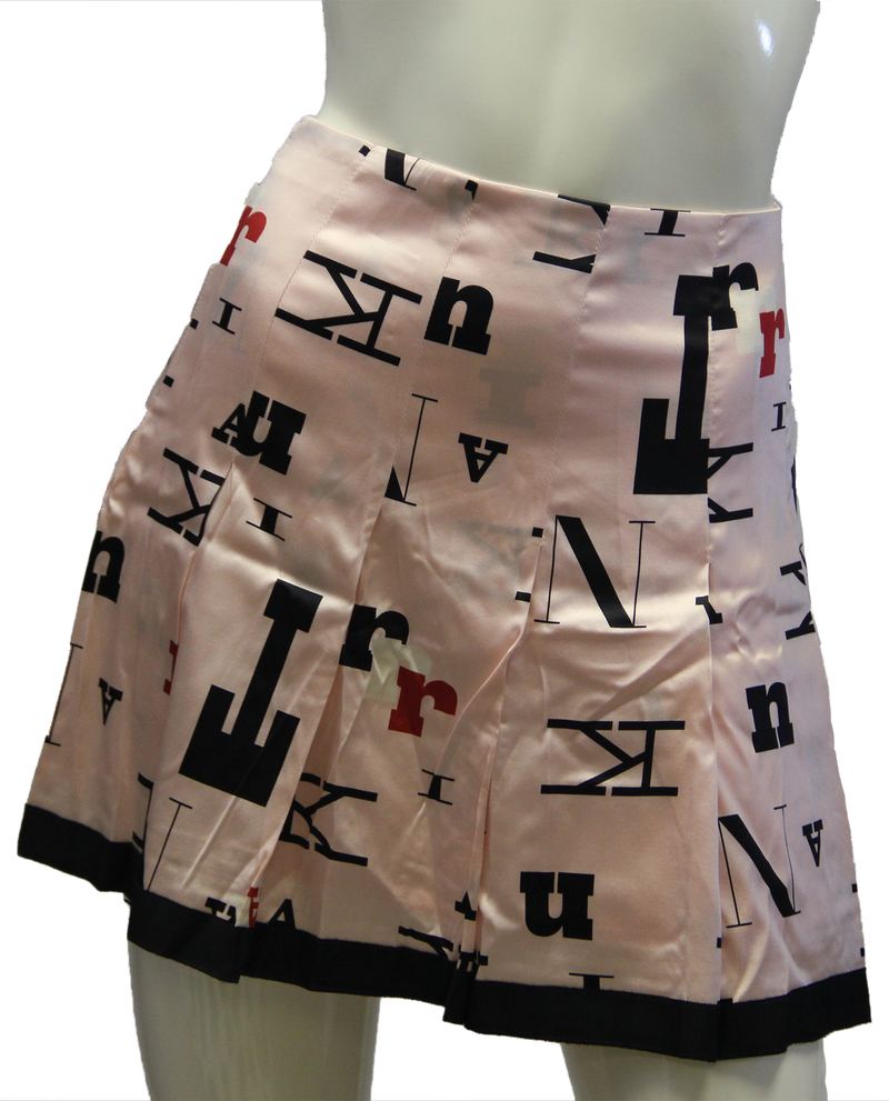 Trina Turk Your Pink Signature Skirt Size 2 (SKU 000026) - Designers On A Dime - 1