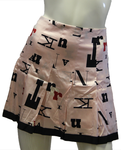 Trina Turk Your Pink Signature Skirt Size 2 (SKU 000026)