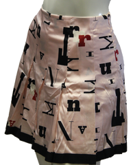 Trina Turk Your Pink Signature Skirt Size 2 (SKU 000026) - Designers On A Dime - 3