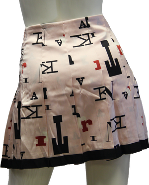 Trina Turk Your Pink Signature Skirt Size 2 (SKU 000026) - Designers On A Dime - 4
