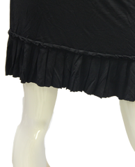 Shake It Comfy Black Skirt Size S (SKU 000026) - Designers On A Dime - 2