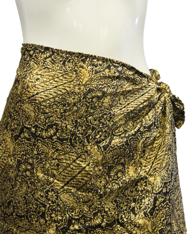 Island Collection Fancy Resort Skirt Size M (SKU 000026)