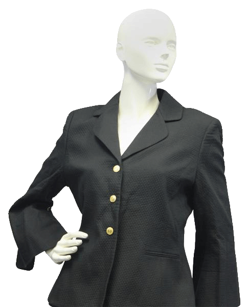 Anne Klein High Society Blazer Size 10 (SKU 000042)