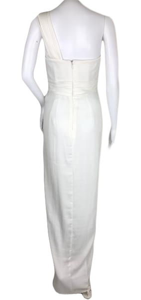 BCBG Maxazria Full Length Gown Size 6 (SKU 001008-1)