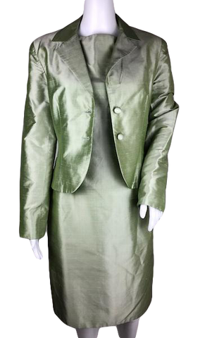 731bc1dc4e56 Kay Unger Two Piece Dress and Blazer Size 8 (SKU 001008-6)