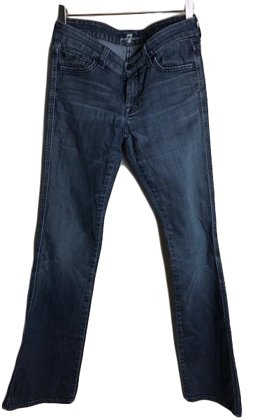 7 For All Mankind Jeans Size 27 SKU 001009-9