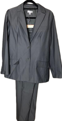 BCBG Maxazria 2 Piece Pants Suit Size 6 (SKU 001010-3)