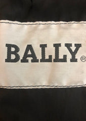 Bally Genuine Leather Cape/ Coat Size 8 (SKU 001011-3)