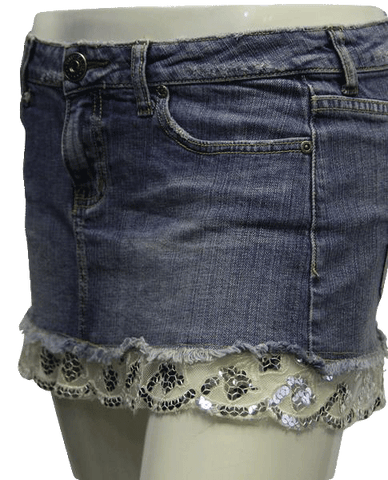SKIRT Dream Jean Skirt Sz 5 (SKU 000002)