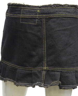 Car Mar Skirt Dark Denim Sz 29 (SKU 000002)